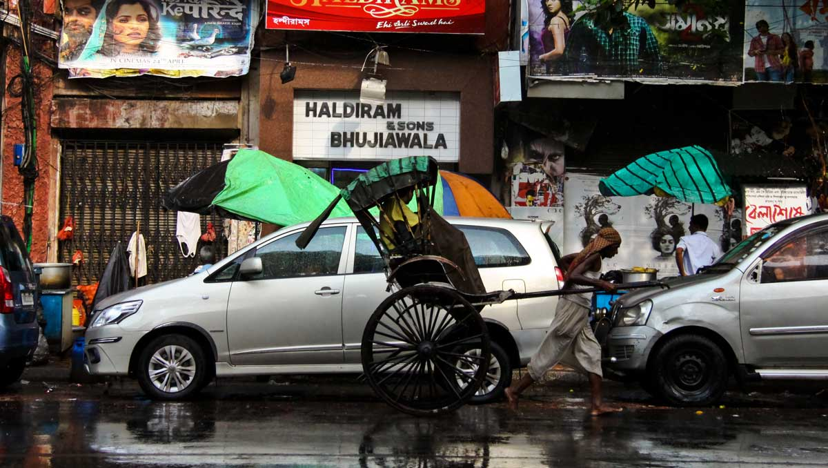 Kolkata, WB, India - April 24, 2015 By: Kuntal Saha, ThinkstockPhotos