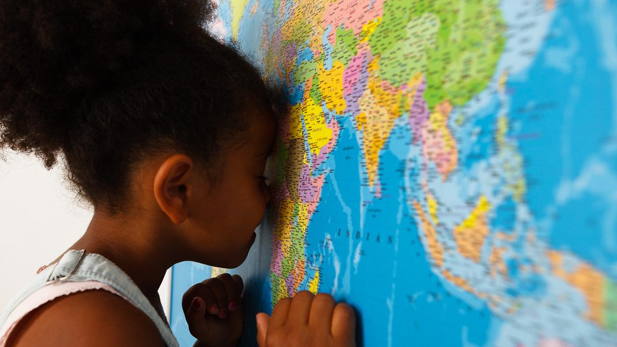 Dejta somaliska flickor
