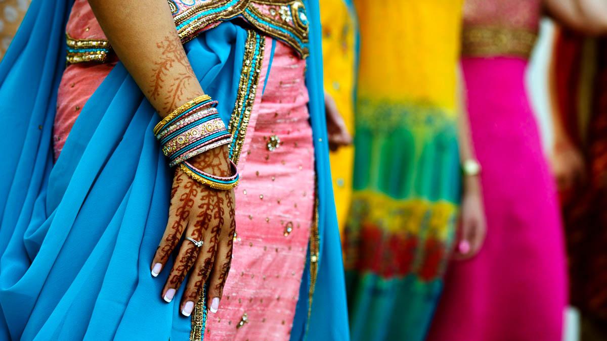 com indiska bröst