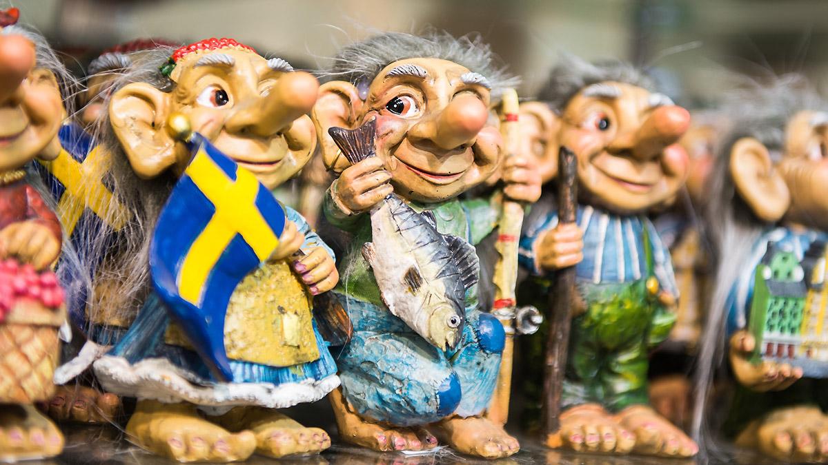 Trollens roll i svenska valet