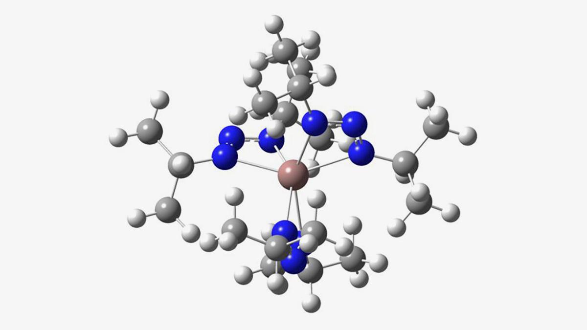 Molekylbygge banar väg för bättre elektronikmaterial