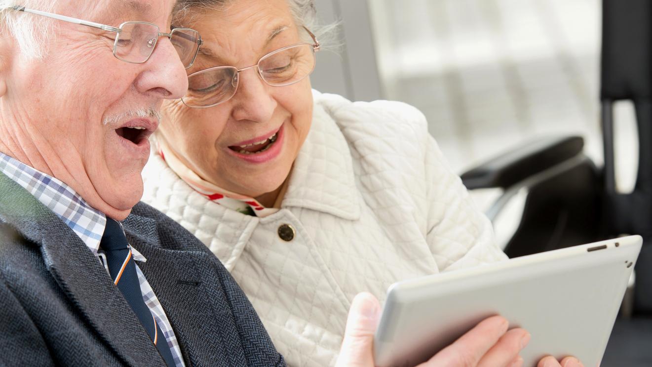 Ökat välbefinnande hos äldre trots pandemin