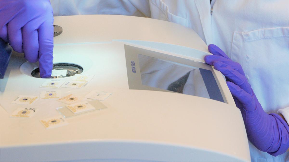 Molekylmixning skapar superstabilt glas
